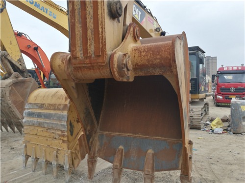 卡特336D大型二手挖掘机出售挖斗