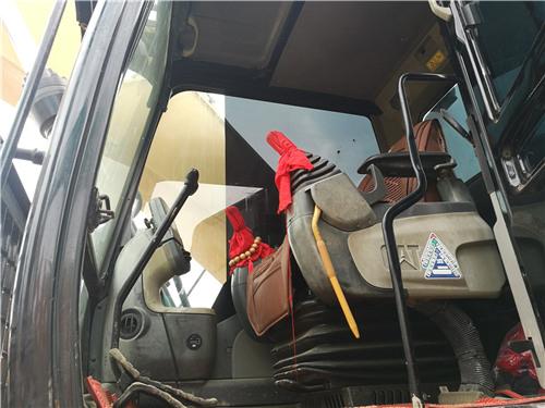 卡特336D大型二手挖掘机出售驾驶室