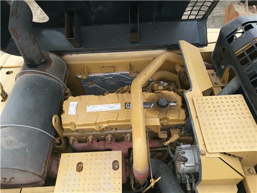 卡特336D大型二手挖掘机出售发动机