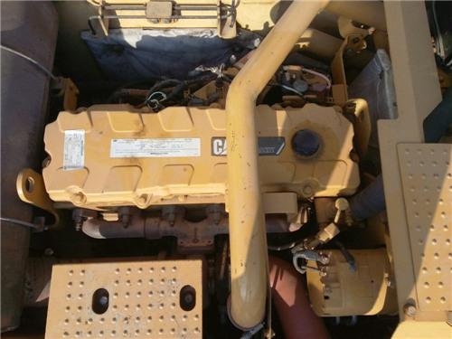 二手卡特336D挖掘机市场转让发动机