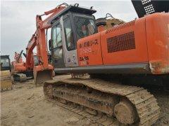 二手日立2503G挖掘機市場