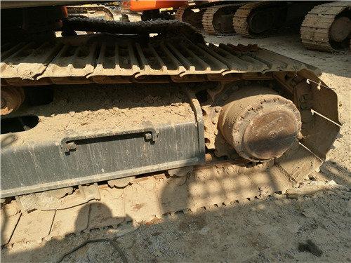 二手沃尔沃240挖掘机出售信息履带