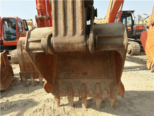 二手沃尔沃240挖掘机出售信息挖斗