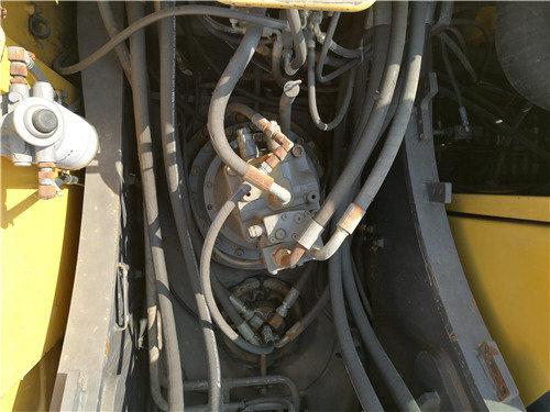 二手沃爾沃240挖掘機出售信息分配器