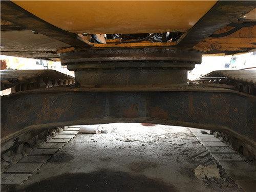 現代200-5二手挖掘機市場出售底盤