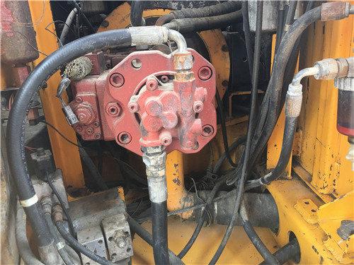现代200-5二手挖掘机市场出售液压泵