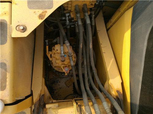 二手小松160挖掘机市场出售信息分配器