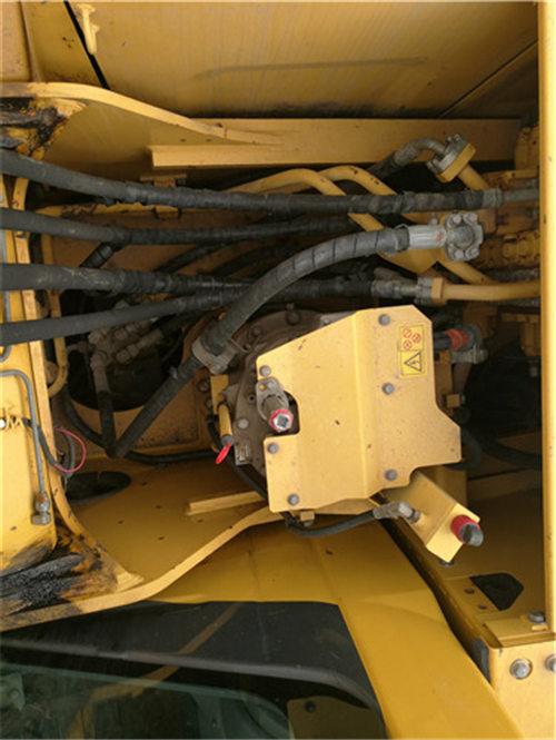二手小松挖掘机205油电混合动力分配器