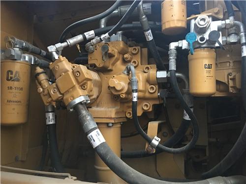 卡特336私人二手挖掘机出售液压泵
