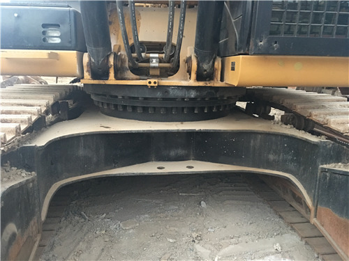 卡特336私人二手挖掘機出售轉盤