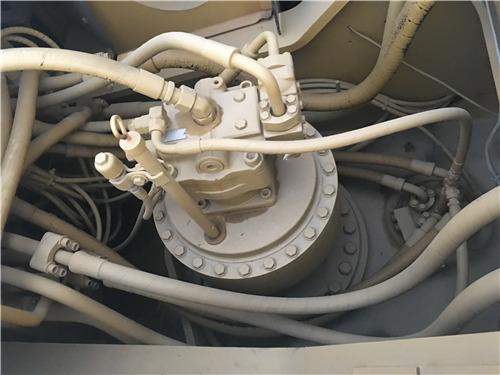 卡特336私人二手挖掘機出售分配器