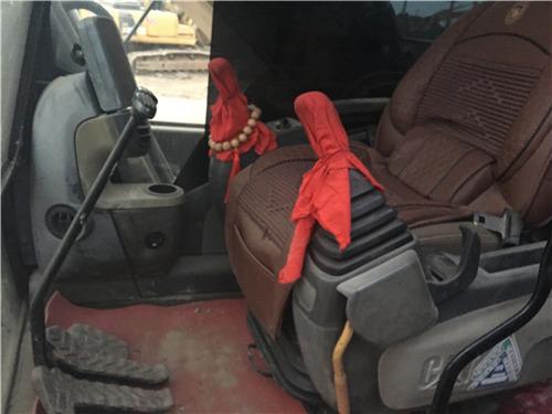 卡特336私人二手挖掘机出售驾驶室
