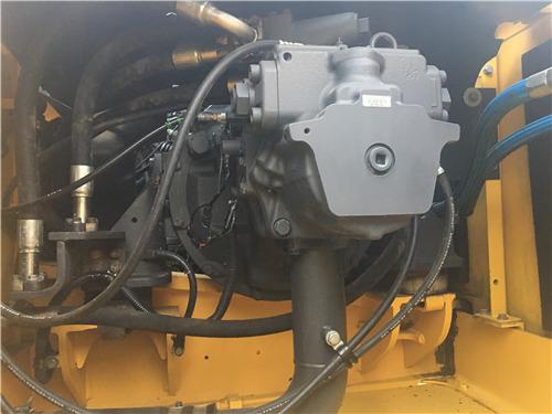 小松350-7私人二手挖掘机液压泵