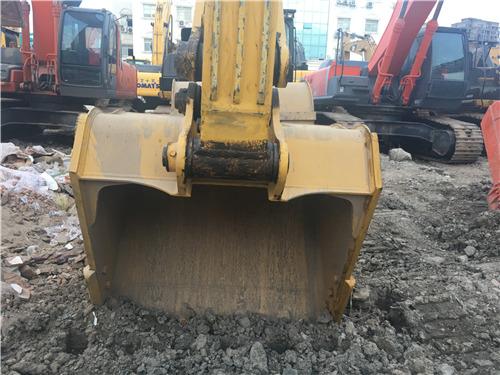 小松350-7私人二手挖掘机挖斗