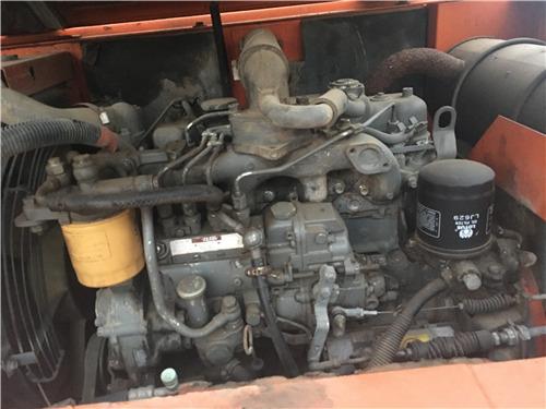 二手日立zx70挖掘机市场出售发动机