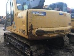 二手小松1206EO挖掘机