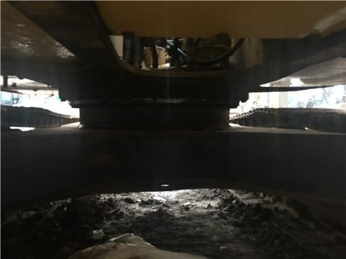 二手小松120-6EO挖掘机市场转让转盘
