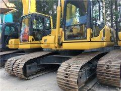 进口二手小松210-8挖掘机