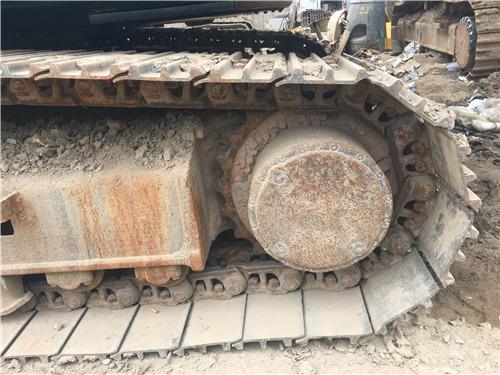 神鋼SK260二手挖掘機市場出售履帶