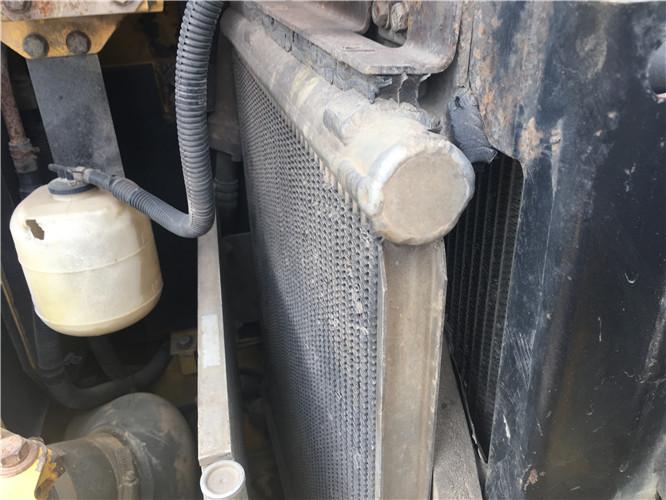 小松78US无尾二手小挖机出售冷凝器