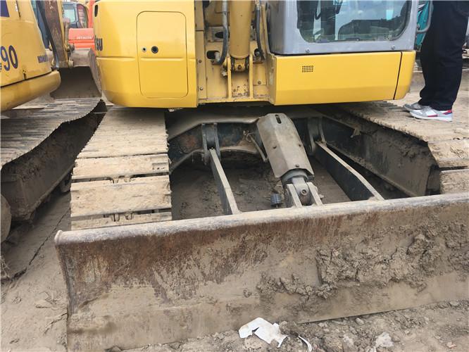 小松78US无尾二手小挖机出售推土铲