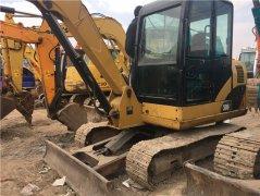 卡特306二手挖掘機