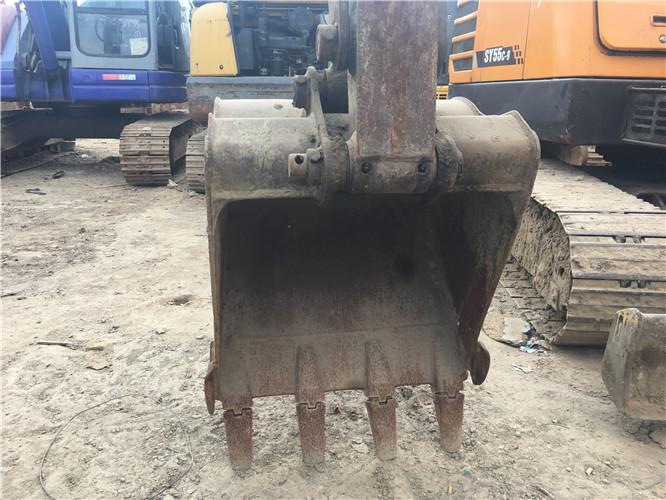 卡特306二手挖掘机个人出售挖斗