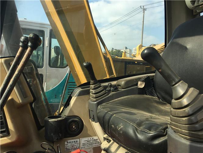 卡特307二手挖掘機出售信息駕駛室