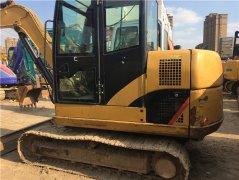 卡特306二手挖掘机