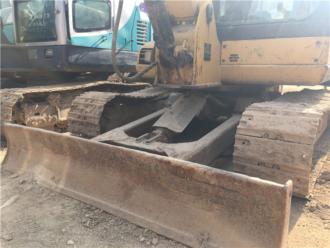卡特306二手挖掘机出售信息推土铲