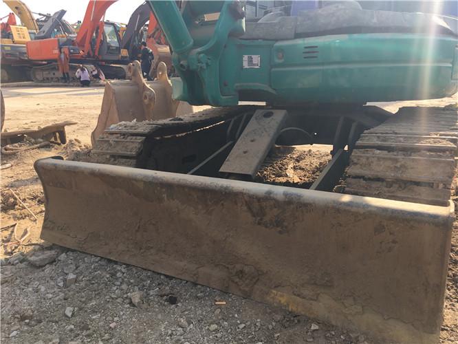 小松PC30二手农用小型挖掘机推土铲