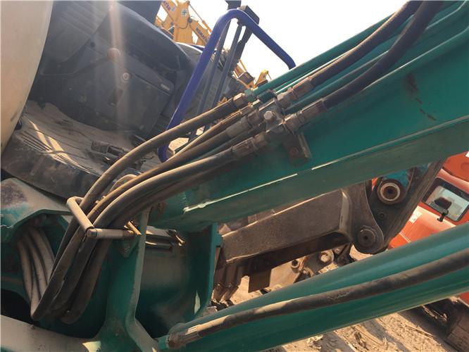 小松PC30二手农用小型挖掘机油管