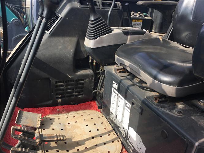 小松PC55二手无尾小型挖掘机驾驶室