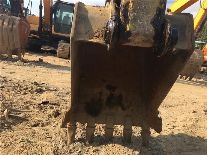 无尾小松78US私人二手挖机出售挖斗