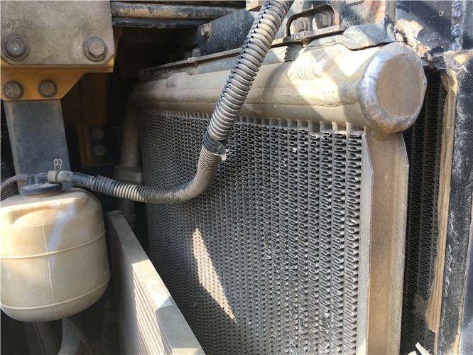 无尾小松78US私人二手挖机出售冷凝器