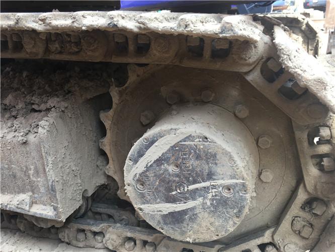 三一SY75国产小型挖掘机转让履带
