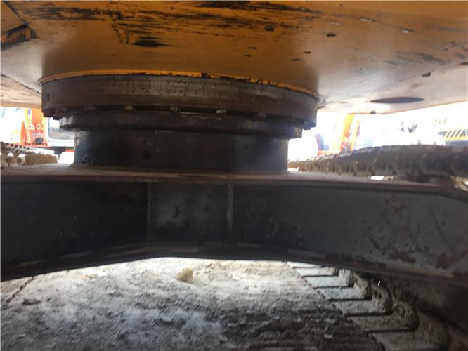 三一SY75国产小型挖掘机转让底盘