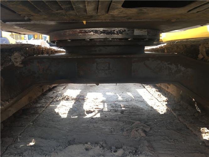 玉柴YC50-8國產二手挖掘機底盤