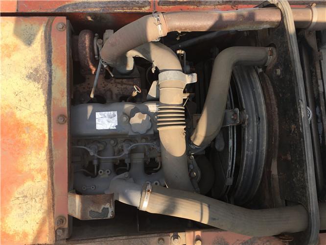 日立ZX120二手挖掘机市场出售发动机