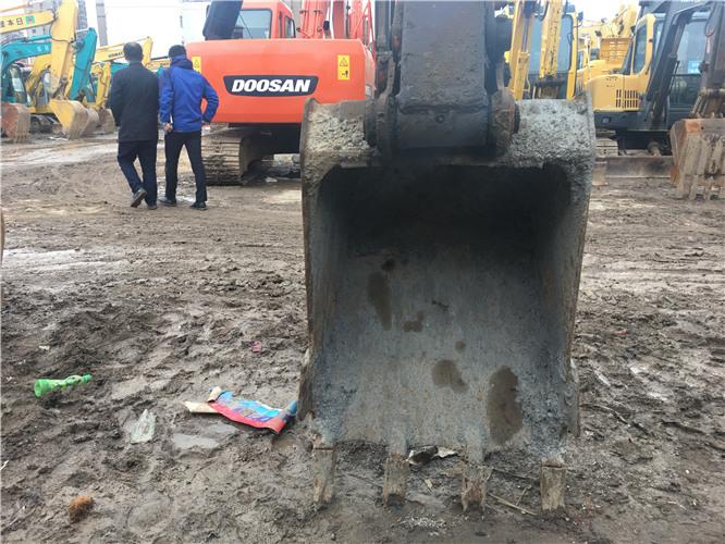 个人转让二手日立zx70挖掘机挖斗