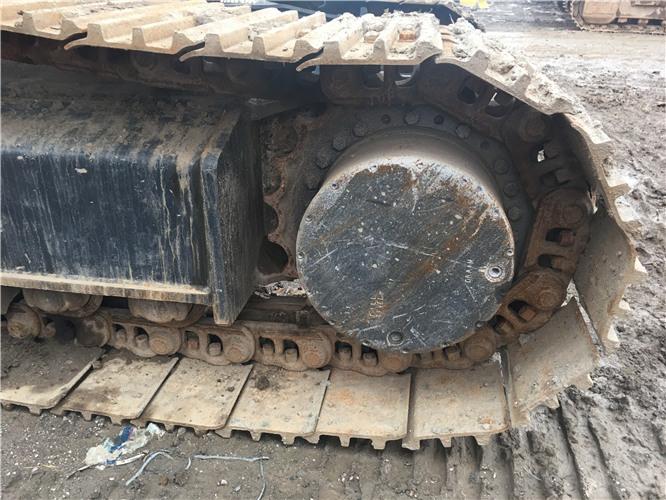 斗山225-9挖掘機二手市場轉讓履帶