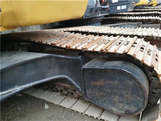进口卡特325C二手挖掘机转让细节