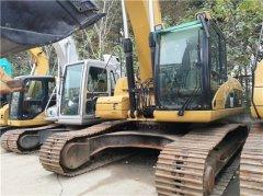 卡特324D海关二手挖掘机
