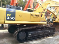 进口小松PC350-7二手挖掘机