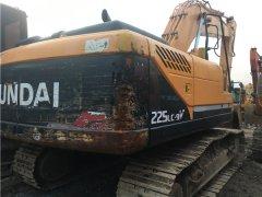 二手現代2259V挖掘機