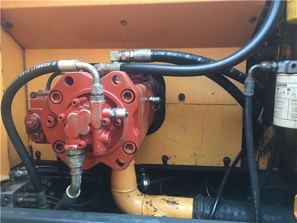 二手现代225-9V挖掘机转让信息液压泵
