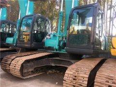 进口神钢SK210-12二手挖机