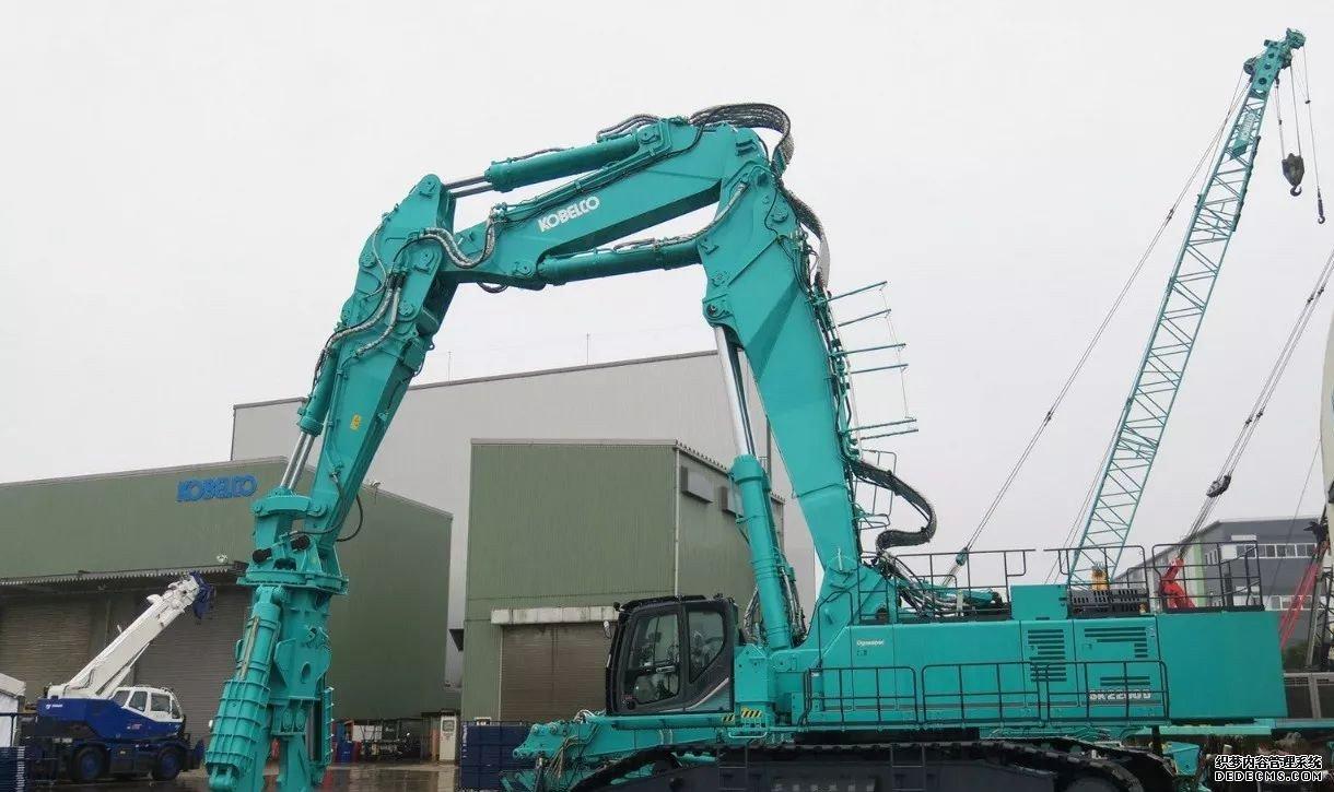 日本神钢挖掘机展会最新挖机发布 行业动态 第10张