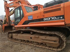 斗山DH3709二手挖土機