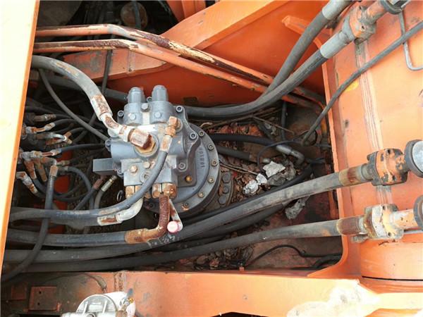 斗山370-9二手挖掘机转让信息分配器